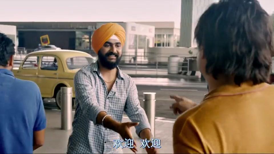 我不是药神:徐峥到达印度,看来是常来啊,还有向导接呢!