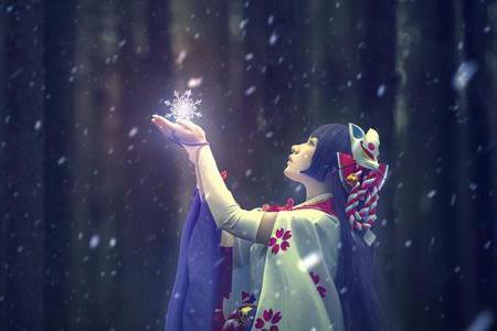 阴阳师中的这七种妖怪,在日本神话中,原来是这样子的!