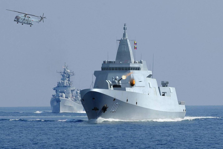 我国海军055型万吨驱逐舰,其中有何突出优势?世界上仅四国拥有