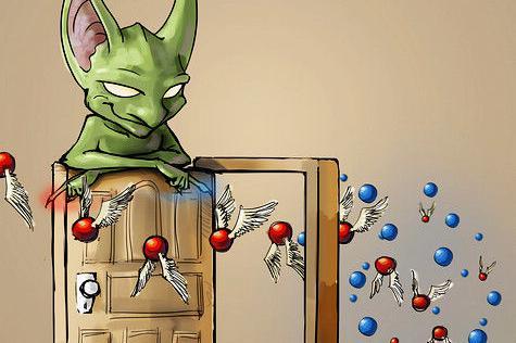 麦克斯韦妖:对抗熵与热力学第二定律,最终归于平常!