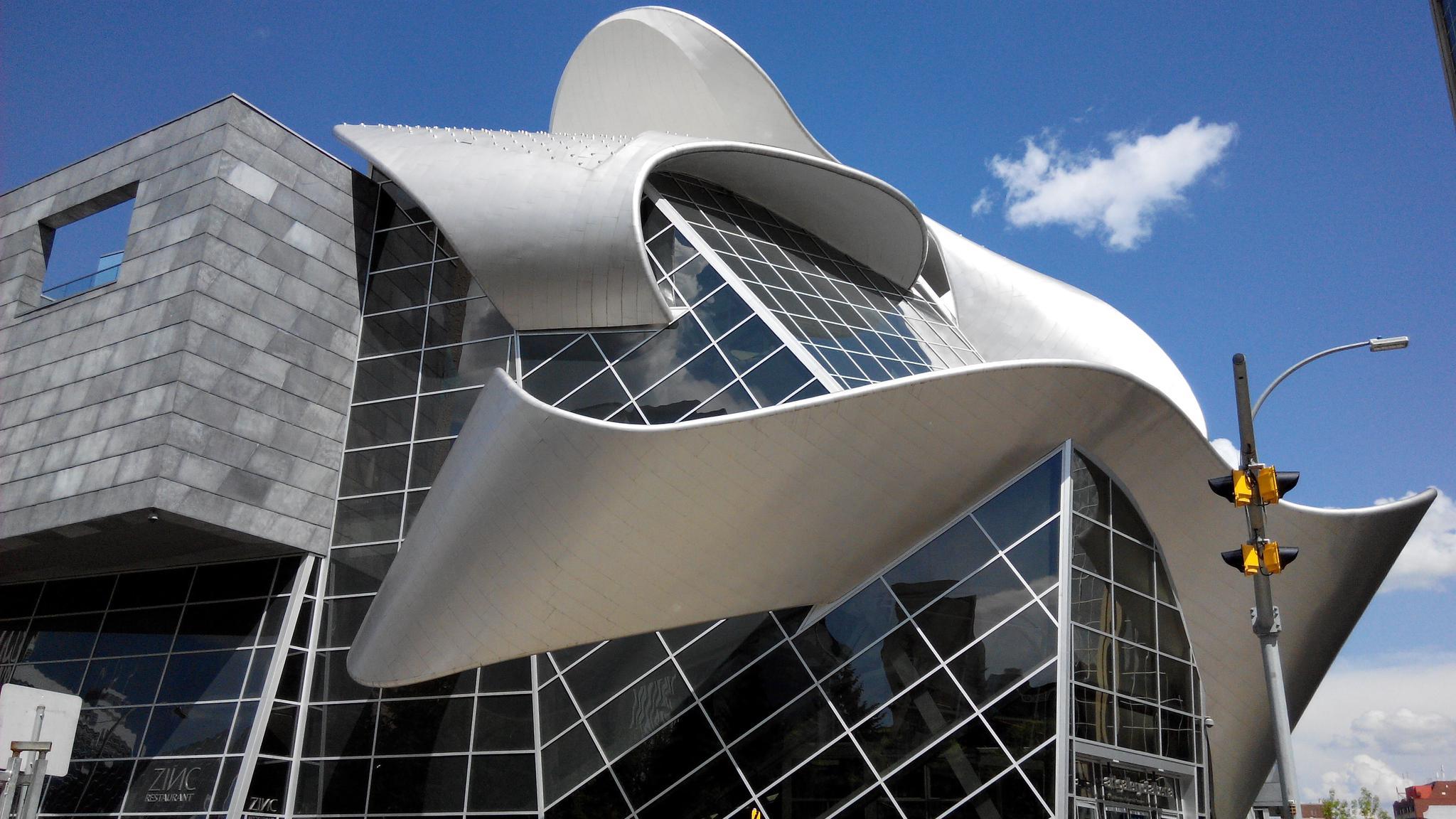 加拿大 埃德蒙顿 艾伯塔省立美术馆