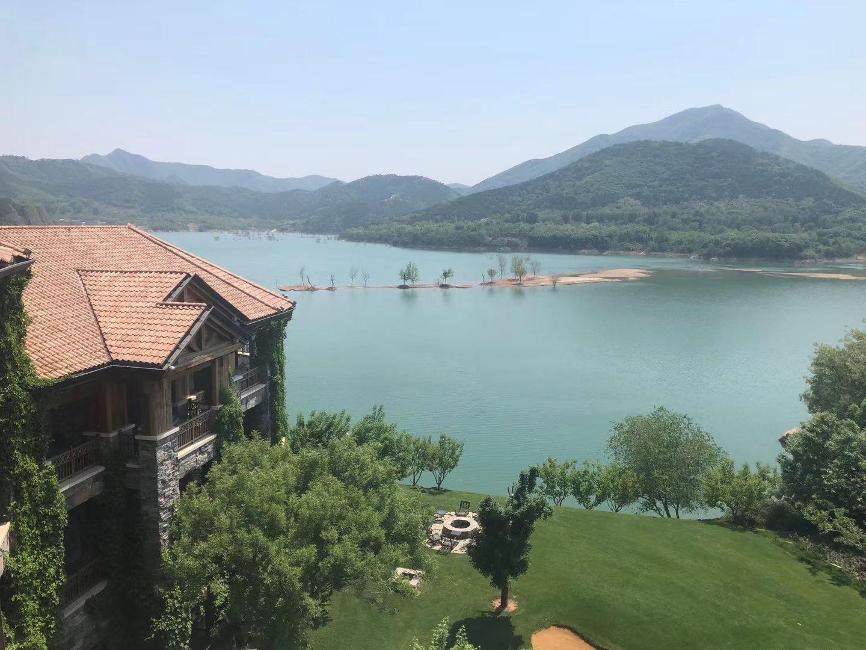 游览 北京市 平谷区 金海湖景区