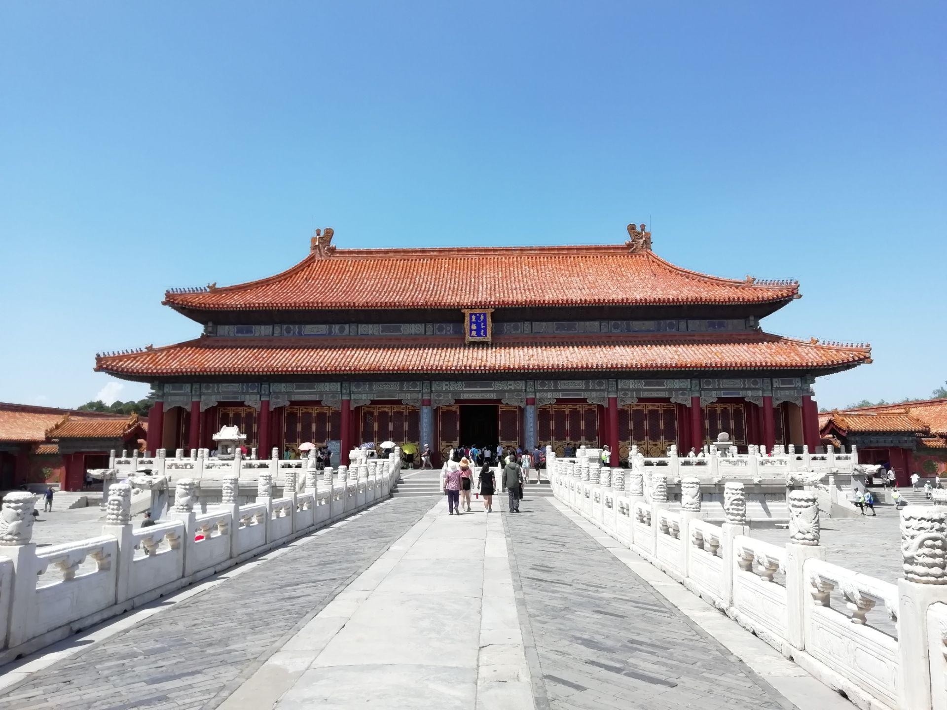 游览 北京市 东城区 故宫