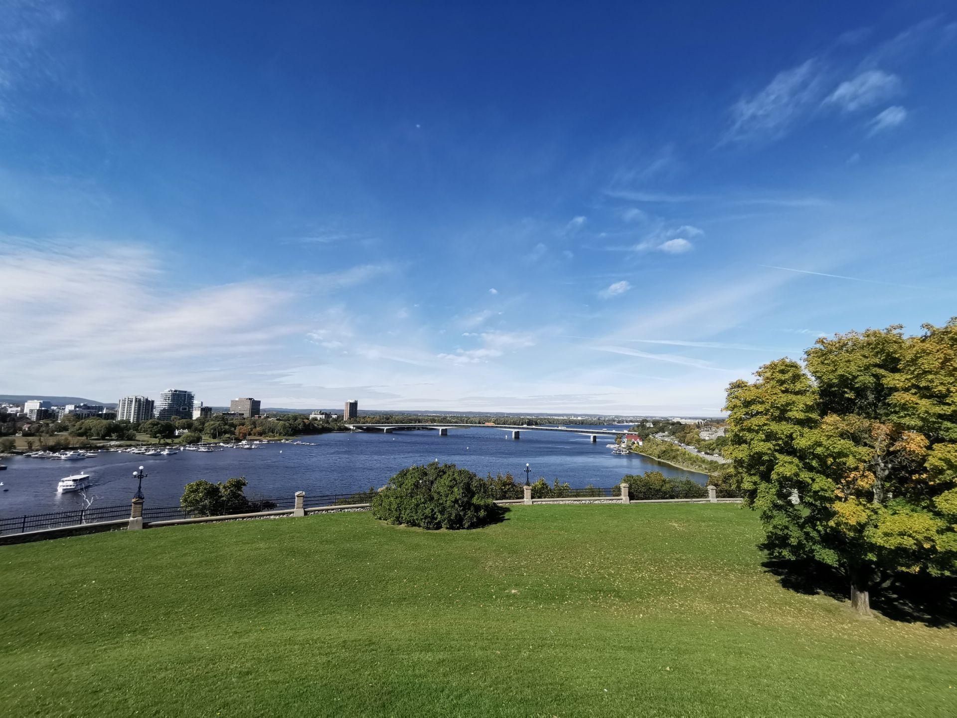 加拿大 渥太华 市长山公园