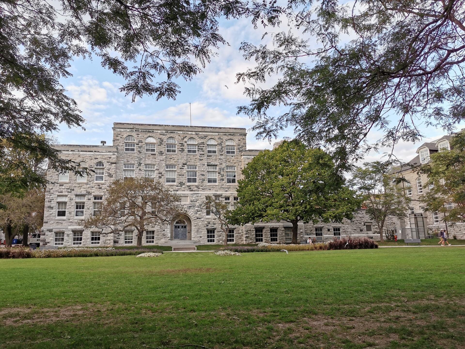 加拿大 金斯顿 皇后大学