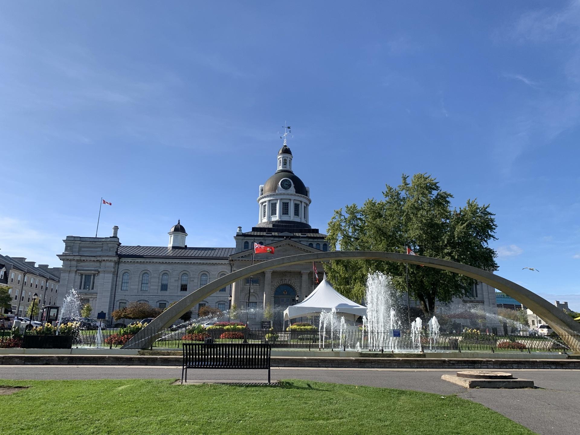 加拿大 金斯顿 金斯顿市政厅