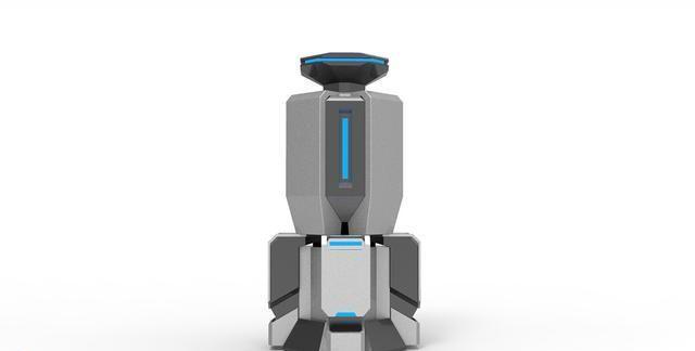 巧夺天工科技-智能消毒机器人_高科技消毒机器人