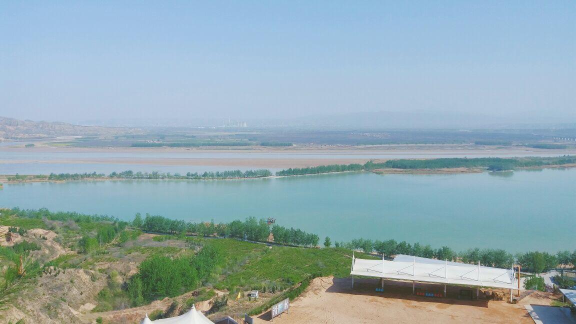 山西省 运城市 圣天湖