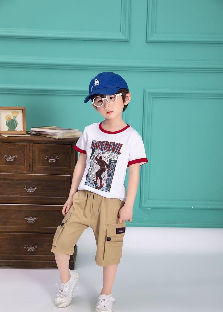 比织里低调的广货童装,百搭耐看的2020年男童装夏季搭配参考!