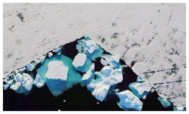 格陵兰冰盖质量损失将破万年纪录