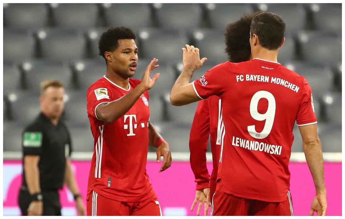 德甲第1轮迎来一场比赛,上赛季欧冠冠军拜仁对阵沙尔克04
