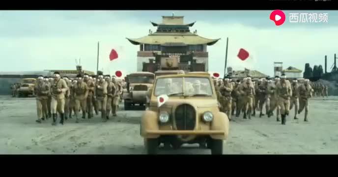 诺门坎战役1-日本关东军对抗苏联坦克洪流,死伤惨重