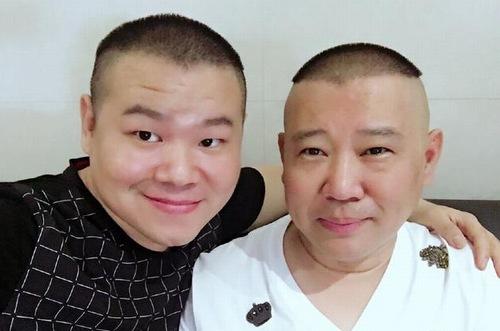 """岳云鹏在线""""招助理,工资面议""""因为前助手提供了他的真实姓名"""