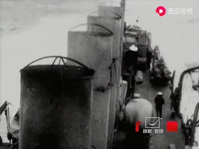 世纪战争:一战时德军的潜艇威胁很大,英军是如何对付德军潜艇的