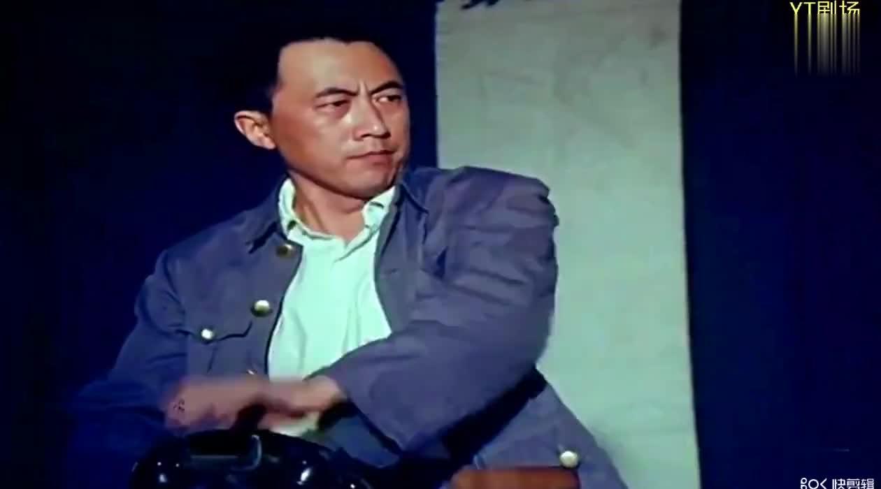 影视:北伐军将士叛变,向贺龙开枪,贺龙却嘲笑他枪都打不准