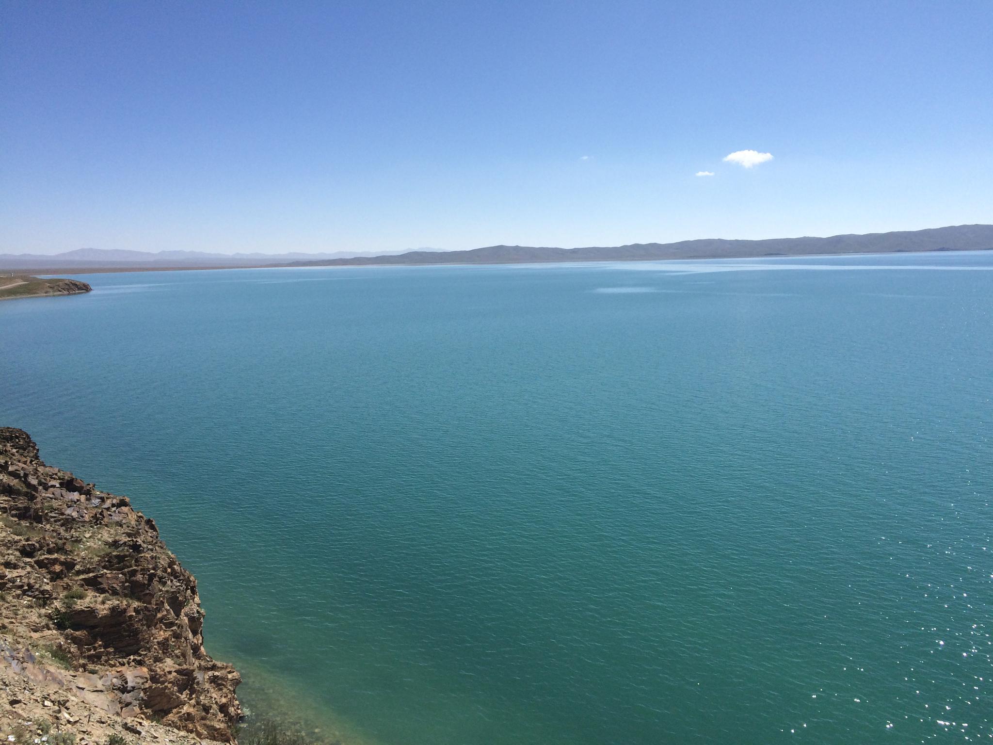 青海省 果洛藏族自治州 扎陵湖
