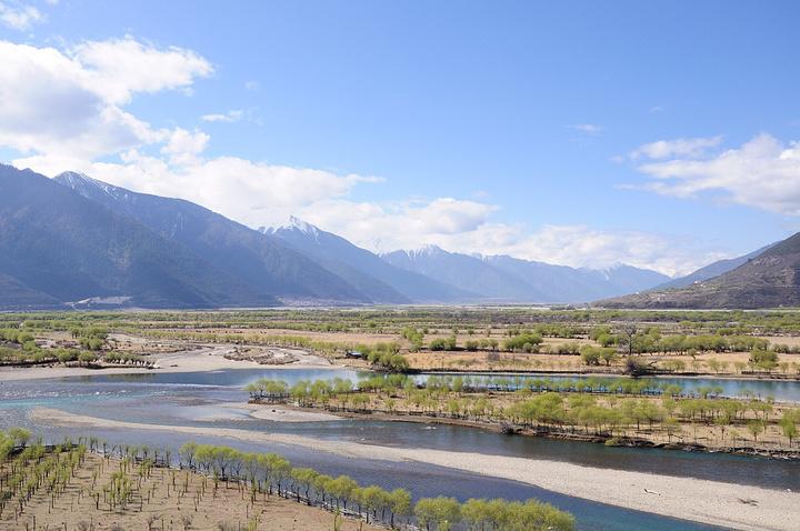 西藏自治区 林芝市 尼洋河