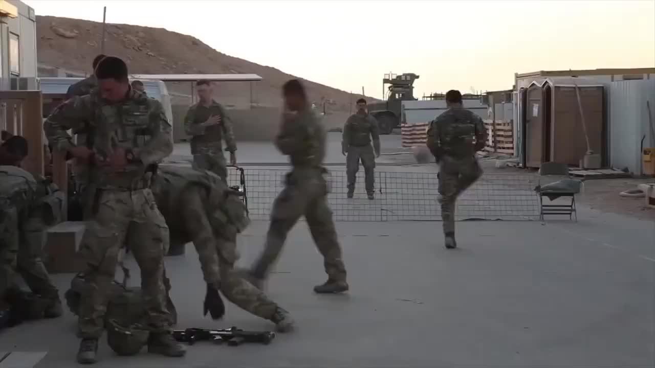 借着疫情暗度陈仓美军突然增兵伊拉克做好随时动手的准备