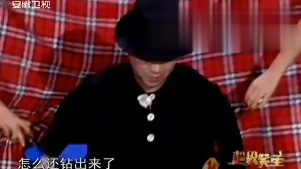 超级笑星:陆小峰扮演个矮儿童还献唱,付玉龙拿话筒搞笑逗乐