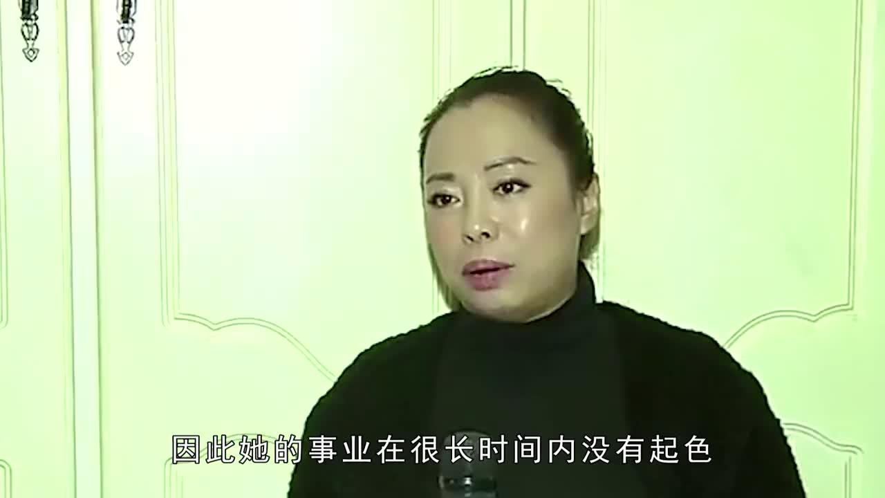 春晚女歌手命运多舛,经历3段失败婚姻,今51岁仍是孑然一身