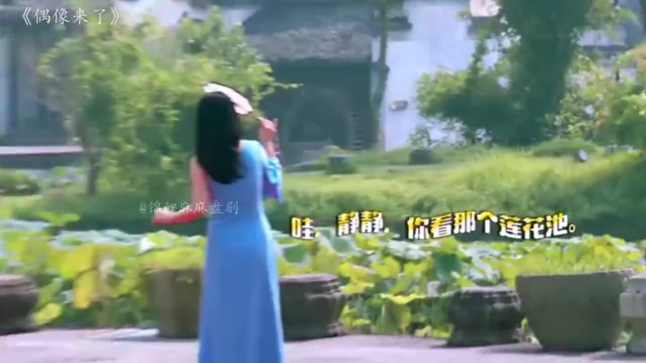 盘点节目中明星摔倒场面,刘德华不忍直视,大型男团是彻底翻车了