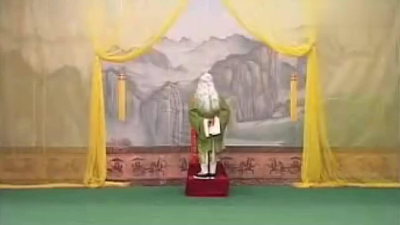 豫剧《佘太君归天》选段,有贫道修炼云梦山