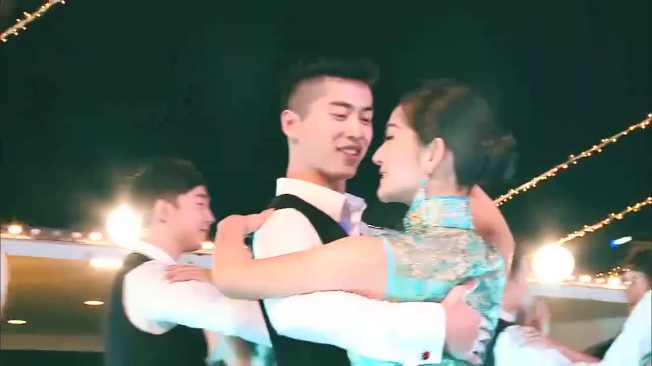 偶像来了:林青霞穿旗袍跳恰恰,看完才知道什么是惊艳四座