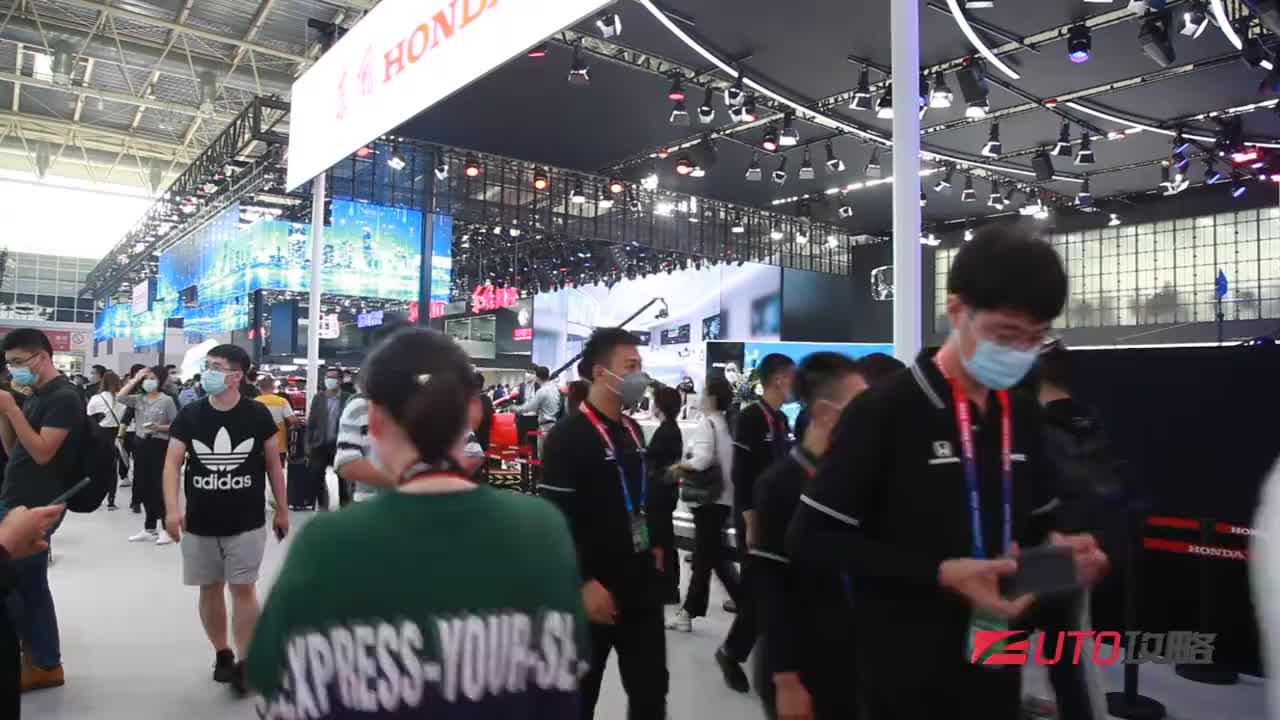 北京车展实拍玛莎拉蒂全新超跑MC20