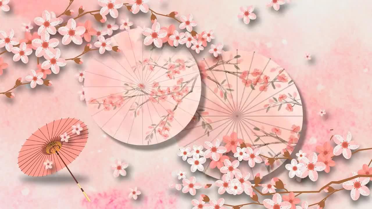 衡阳市模特协会常宁分会:优雅形体仪态展示《花间梦》