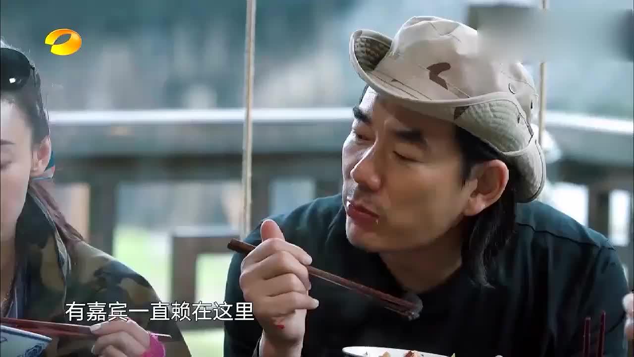张柏芝调侃:任贤齐看着很瘦就是头大,何炅都快笑喷了