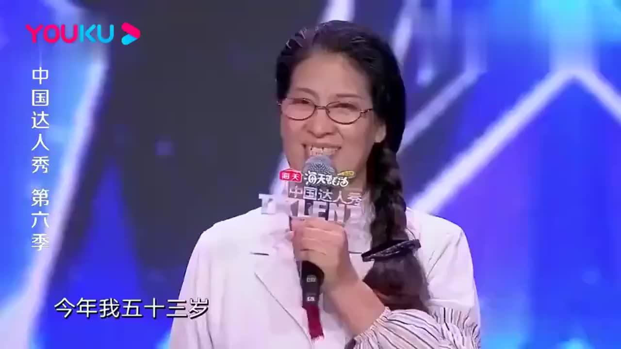 中国达人秀:农村理发师一开口,四位评委都激动了,高手都在民间