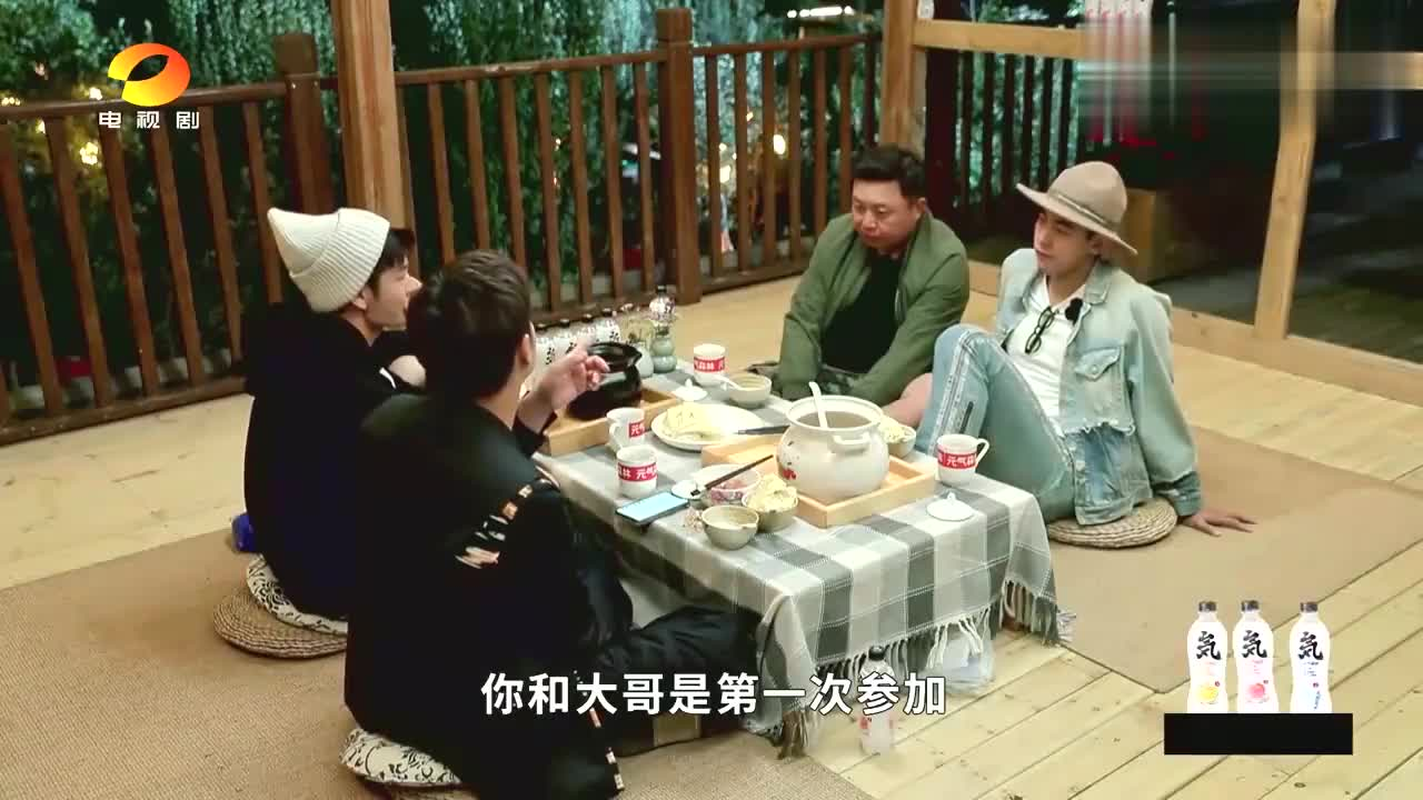 阎鹤祥综艺吐露心声,相声演员的前世今生,壮壮三言两语就概括!