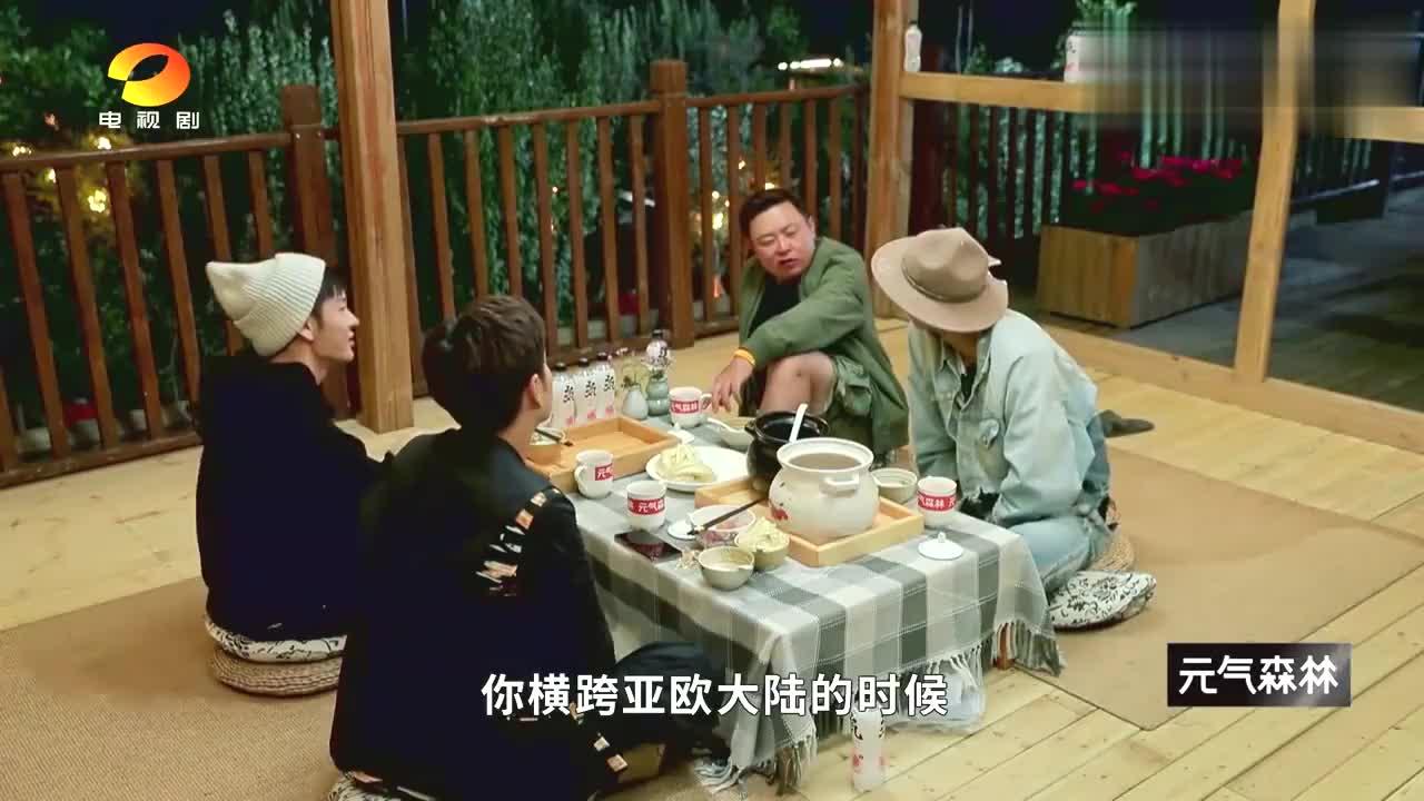 阎鹤祥首谈旅行意义,一般人真没他这心境,难怪郭德纲那么看好他