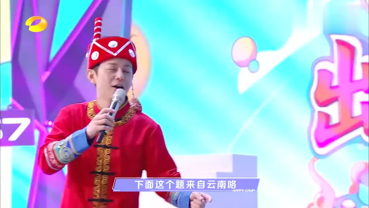 快本:王鹤棣吃蚂蚁卵,王耀庆想吃又不敢,何炅一脸嫌弃!