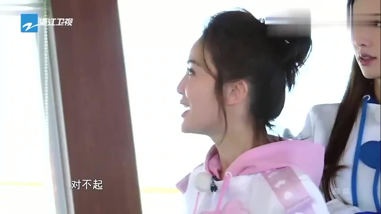 邓超爆料蔡卓妍,总是不停的发出奇怪声音,神模仿让鹿晗笑趴了