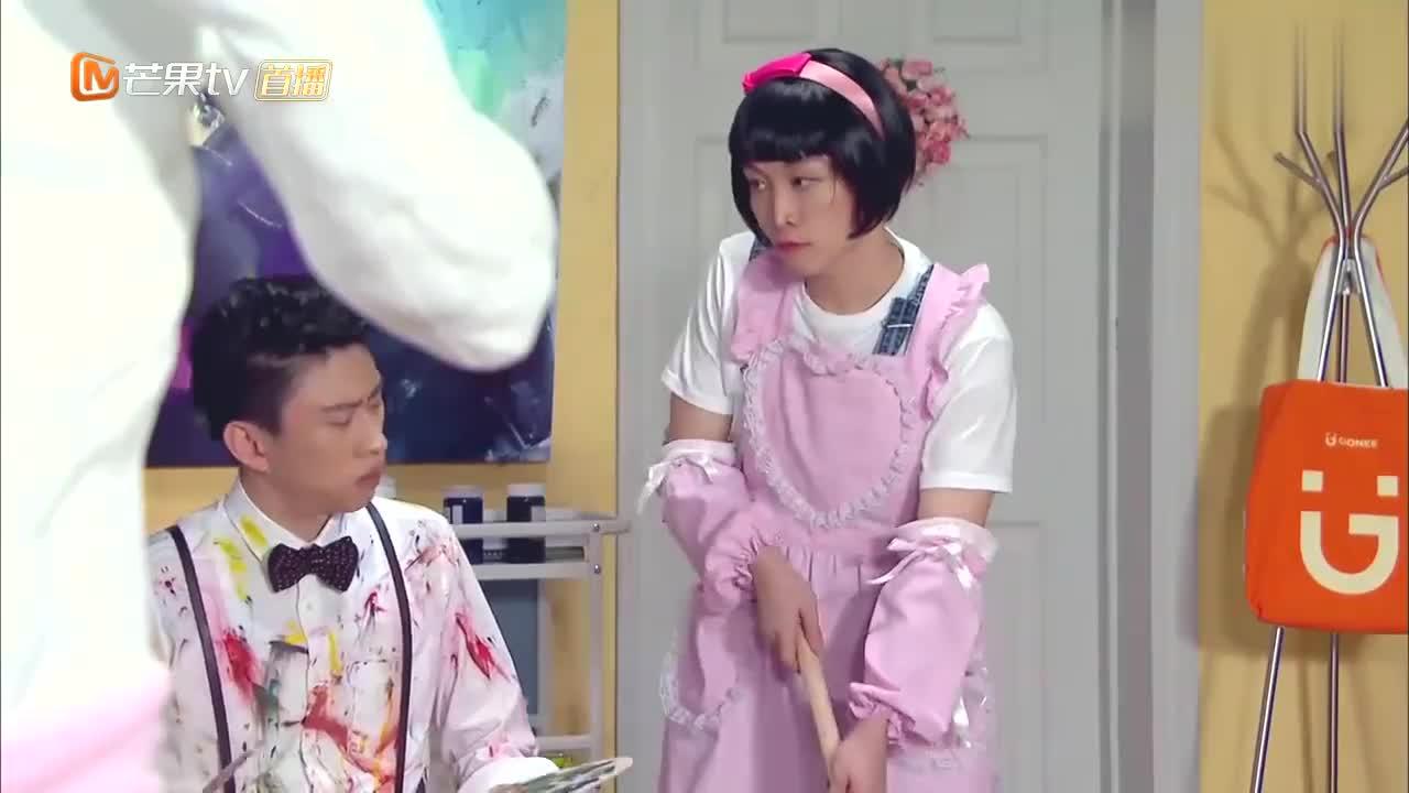 青岛大姨真是承包了我全部笑点,花样百出,甩出各种笑料!