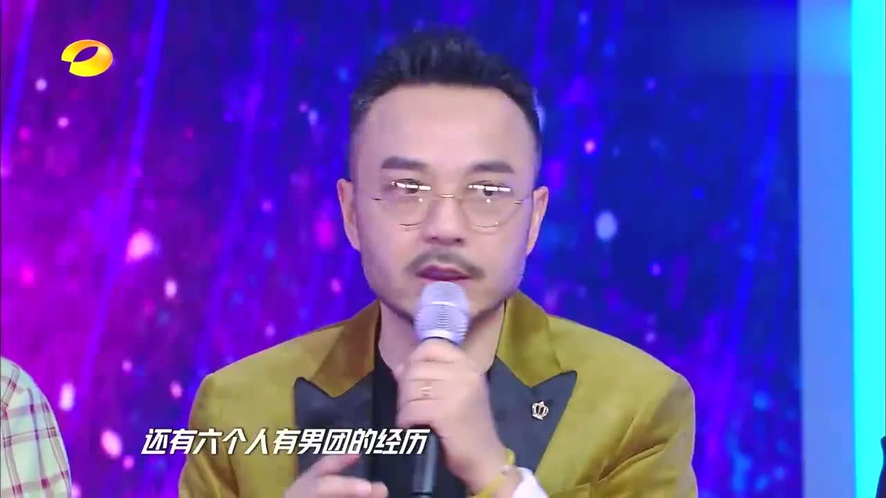 天天:男团组织PK,王一博周艺轩一出秒杀全场,能循环一天!