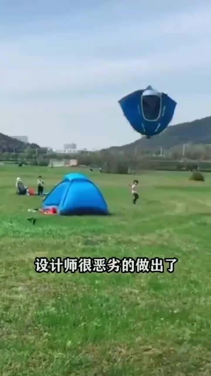 世界上最恶心的帐篷,睡一晚就能拿7万元,网友:睡到你破产!