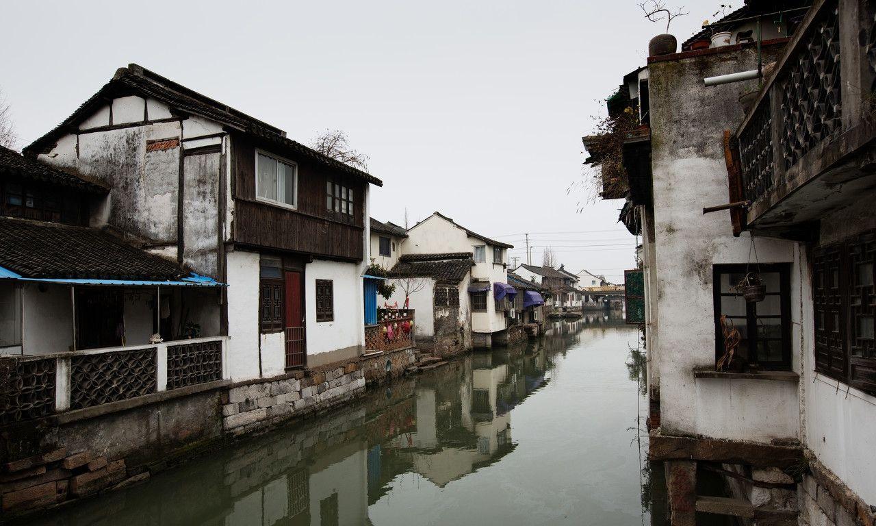 朱家角镇隶属于上海市青浦区,被列为上海四大历史文化名镇之一