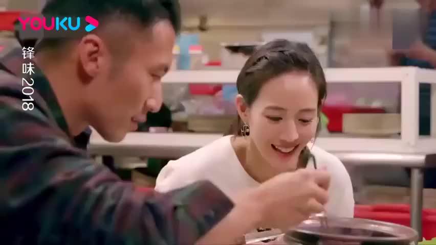 锋味:张钧甯念法律出身,最后却入行当了演员,霆锋好奇出道史!