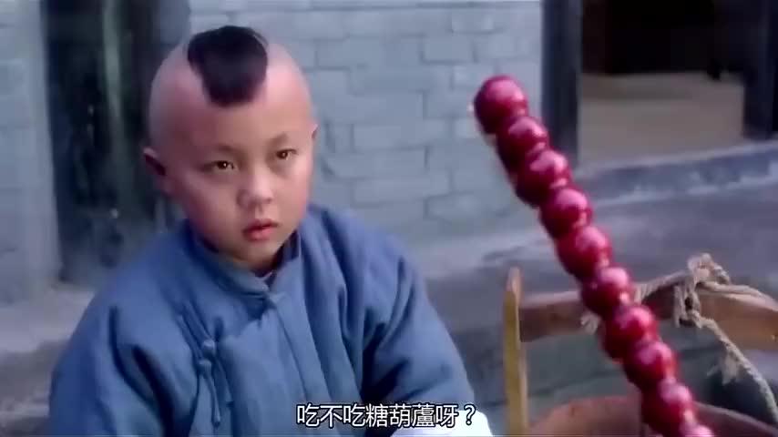 新少林五祖:邱淑贞嘲笑李连杰针线活不行,下刻就后悔了吧!