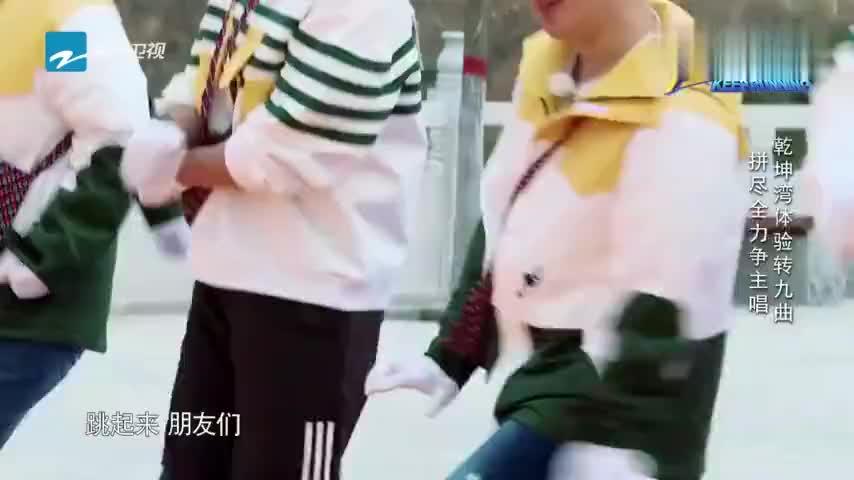 跑男:贾玲看完麻袋崩溃了:不考虑胖子,导演组:麻袋只有均码!