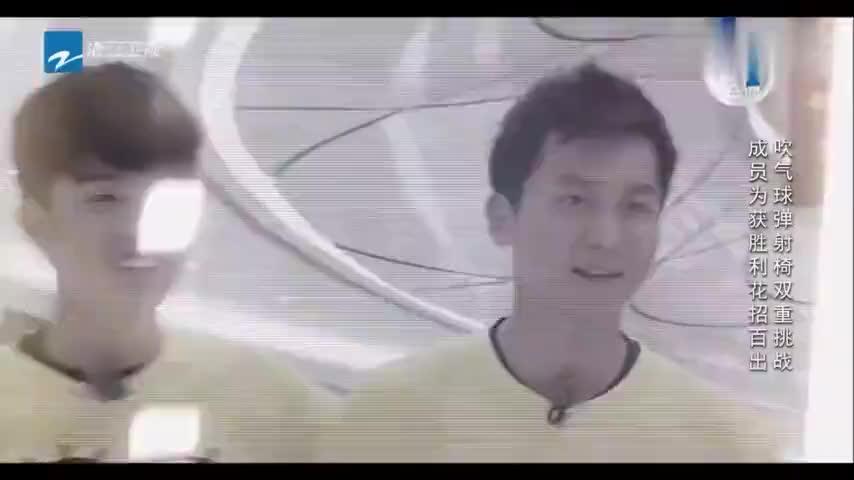 跑男:李晨和陈赫打感情牌:我年事已高啊,陈赫:我身体不太好