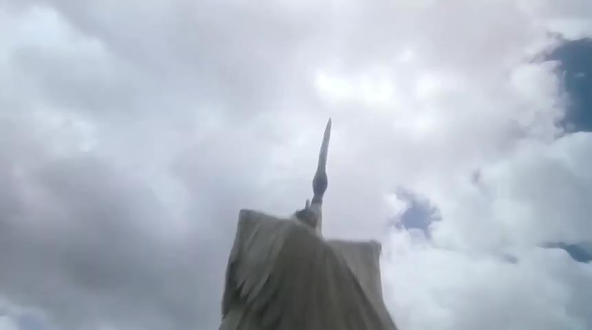 影视:梅艳芳在这部剧太仙了,乘鹤飞行,白衣飘飘