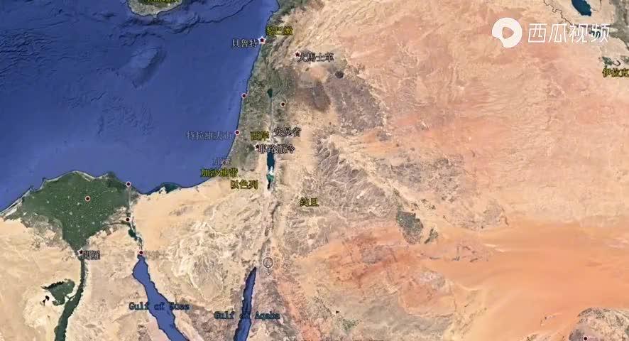以色列,面积不大却是一个发达的大国,到底强在哪些方面?