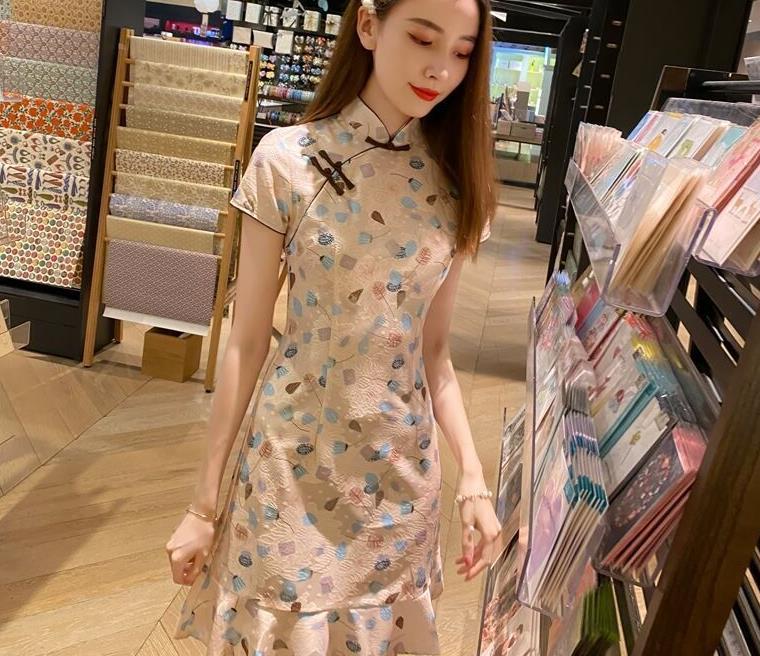 你最喜欢哪一款古风连衣裙,测你在异性眼中是女神还是女汉子?