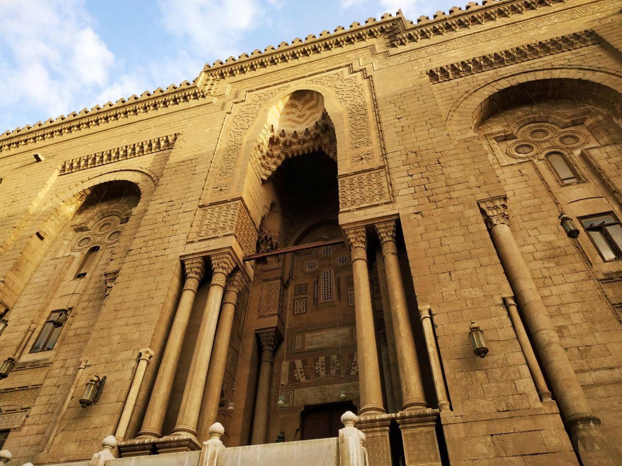 非洲 埃及 开罗 瑞法伊清真寺