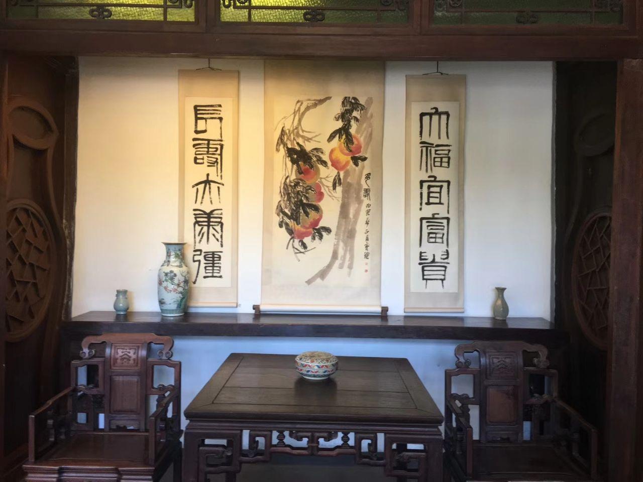 游览 北京市 西城区 齐白石故居