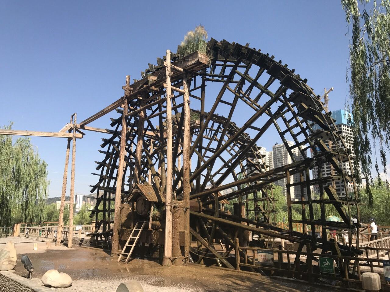 甘肃省 兰州市 水车博览园