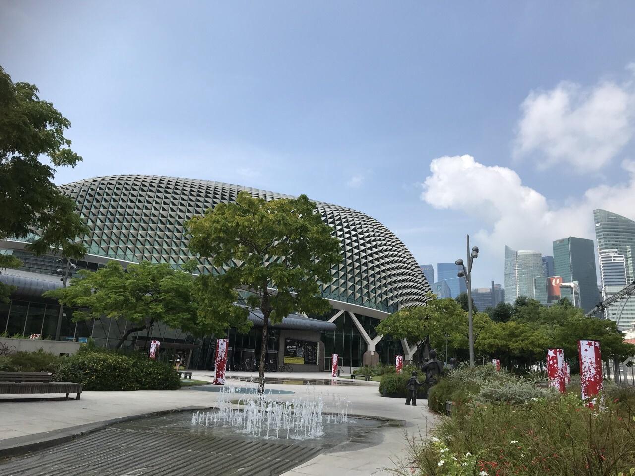 新加坡 滨海艺术中心